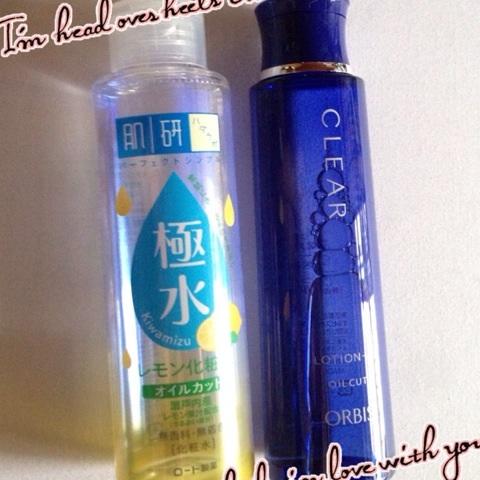 オイルカット化粧水 比較