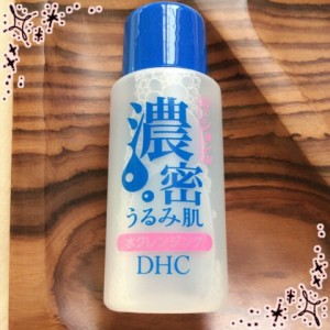 DHC 濃密うるみ肌 水クレンジング
