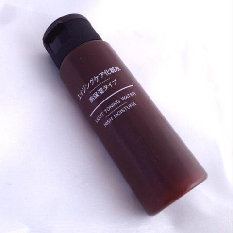 無印良品 エイジングケア化粧水 高保湿タイプ