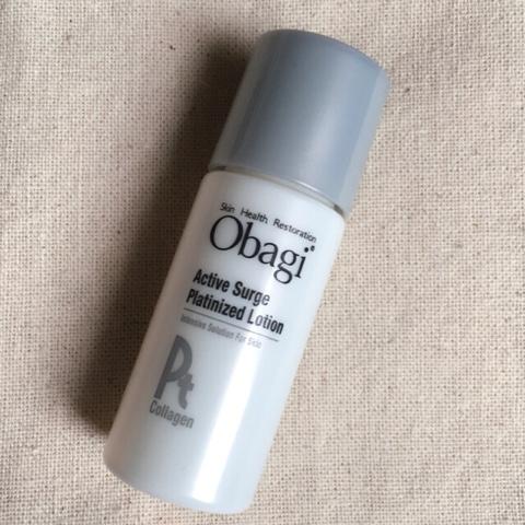 オバジ プラチナ 化粧水 口コミ